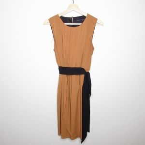 ZARA Basic Pleated Dress